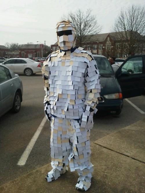 PLEDGE!!!!! Where's my paper?