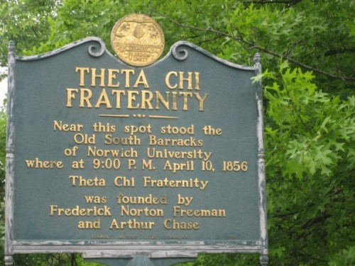 Your founding location, the frattiest place a fraternity can claim. TFM.