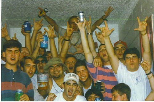 Unearthing pictures from the glory days. TFM.