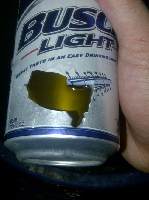 When your shotgun hole is shaped like America. TFM.