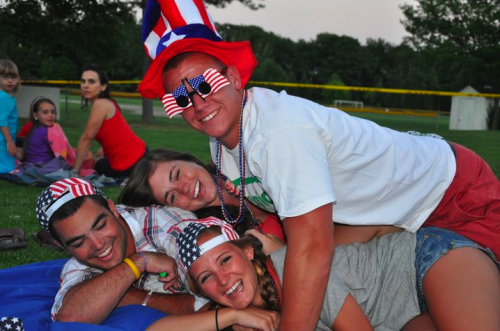 Good old fashioned American fun. TFM.