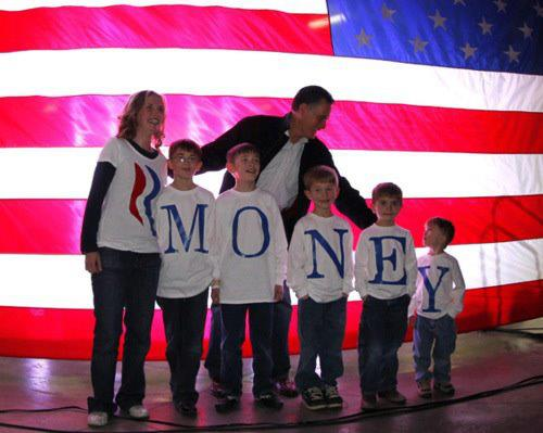 I smell a campaign nickname: R-Money 2012