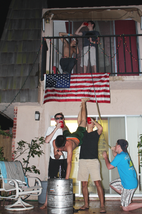 This one's for America. TFM.