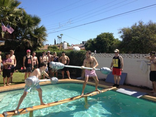 Brotherhood Jousting Tournament. TFM.