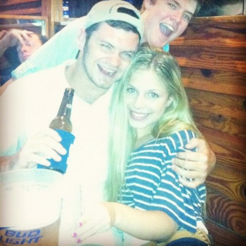 Raging with a TFM sweetheart. TFM.
