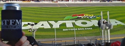 Daytona 500 Weekend. TFM.
