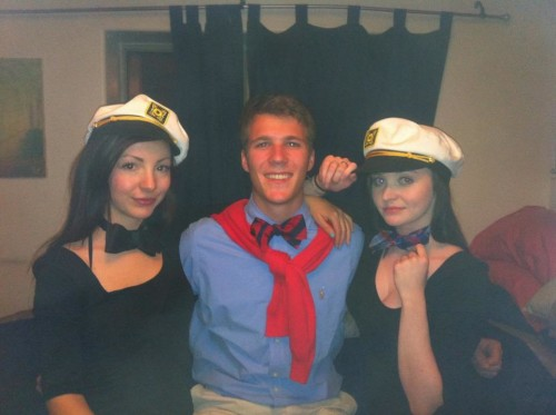 Boats, hoes and bow-ties. TFM.