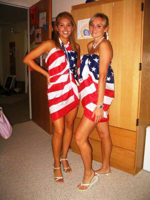Anything but terrorists party. TFM.