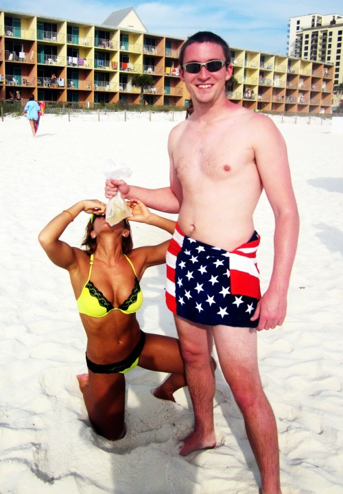 Stay thirsty, America. TFM.