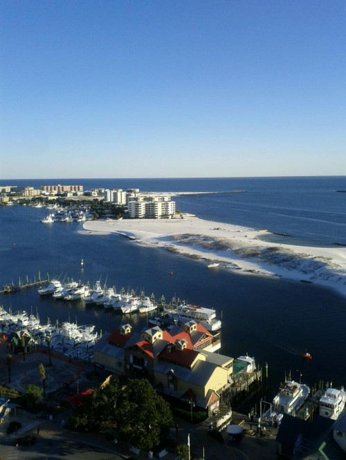 Penthouse in Destin. TFM.