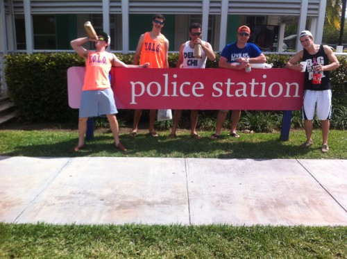 The police can sit on my face. TFM.
