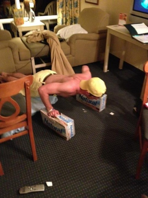 The power pack pushup. TFM.
