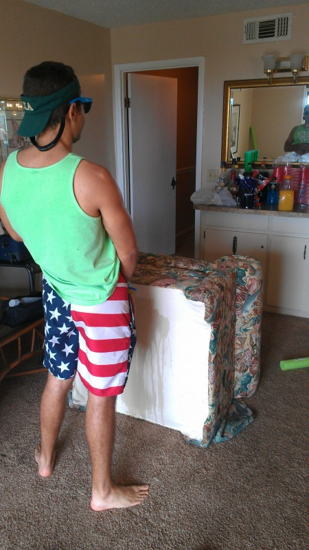 This one's for 'Merica. TFM.
