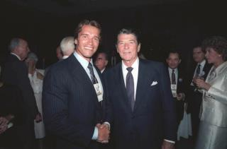 Having Reagan as your inspiration. TFM.
