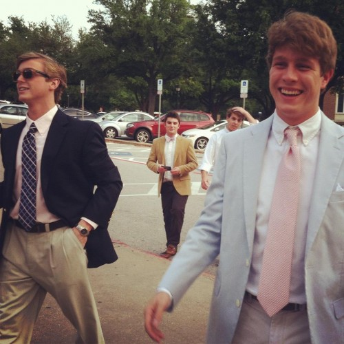 The Kennedys are at SMU.