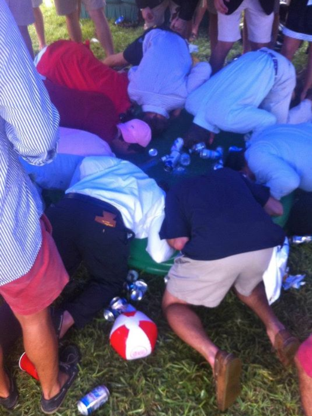 Dunkaroos at tailgate. TFM.