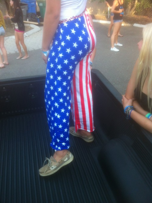 American as(s) fuck. TFM.
