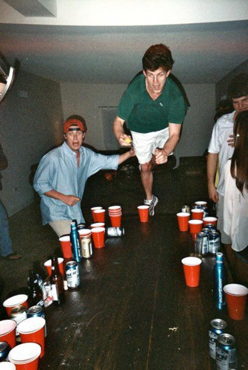 Go big or go home. TFM.