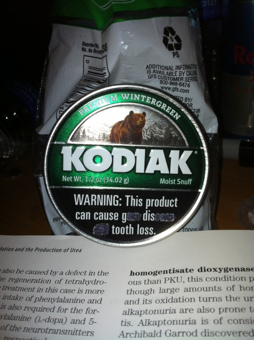 This product can cause GDIs tooth loss. TFM.