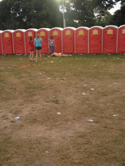 Epitome of TFTC at Chilifest. TFM.