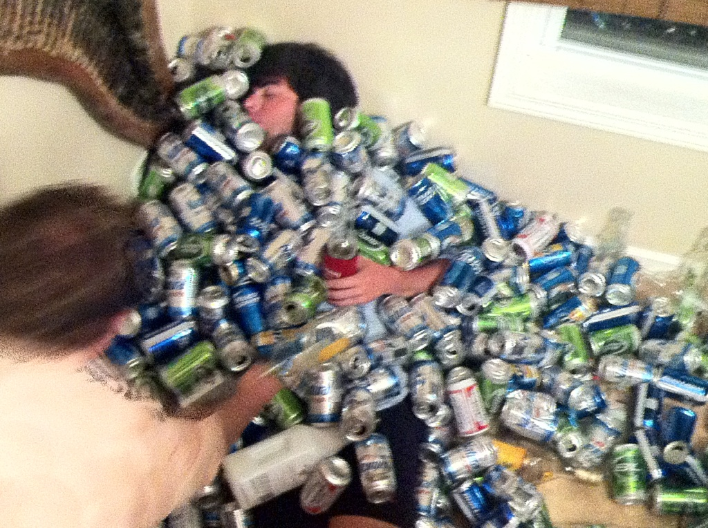 Beer bed. TFM.