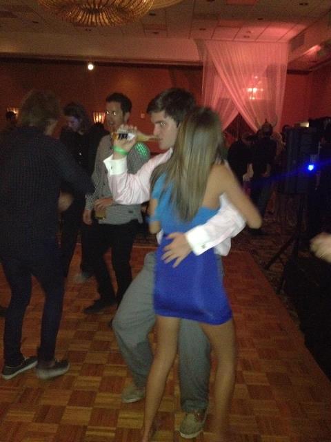 Zero fucks on the dance floor. TFM.