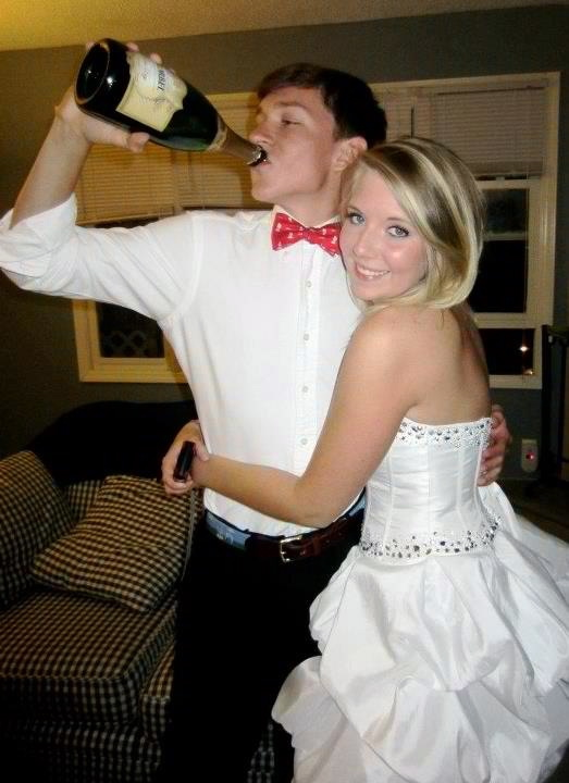 Pre-gaming formal right. TFM.