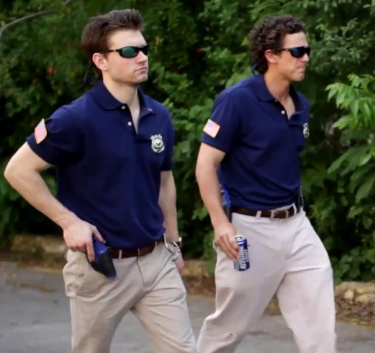 Frat Cops