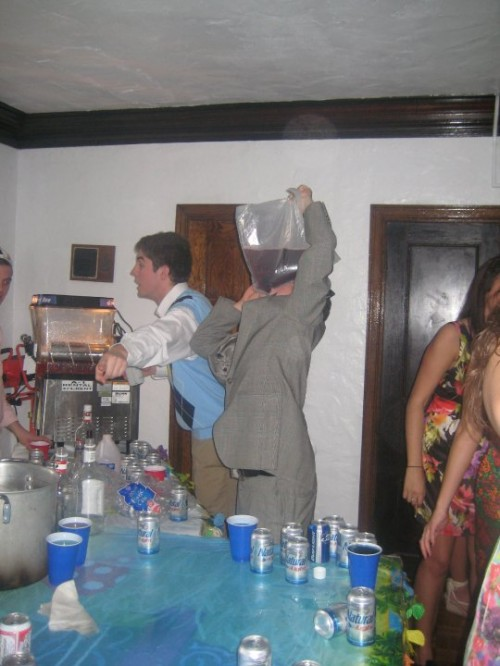 """""""I'll have another"""" at our Kentucky Derby party. TFM."""