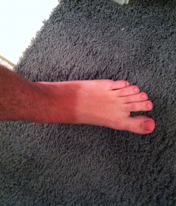 The Sperry Tan. TFM.