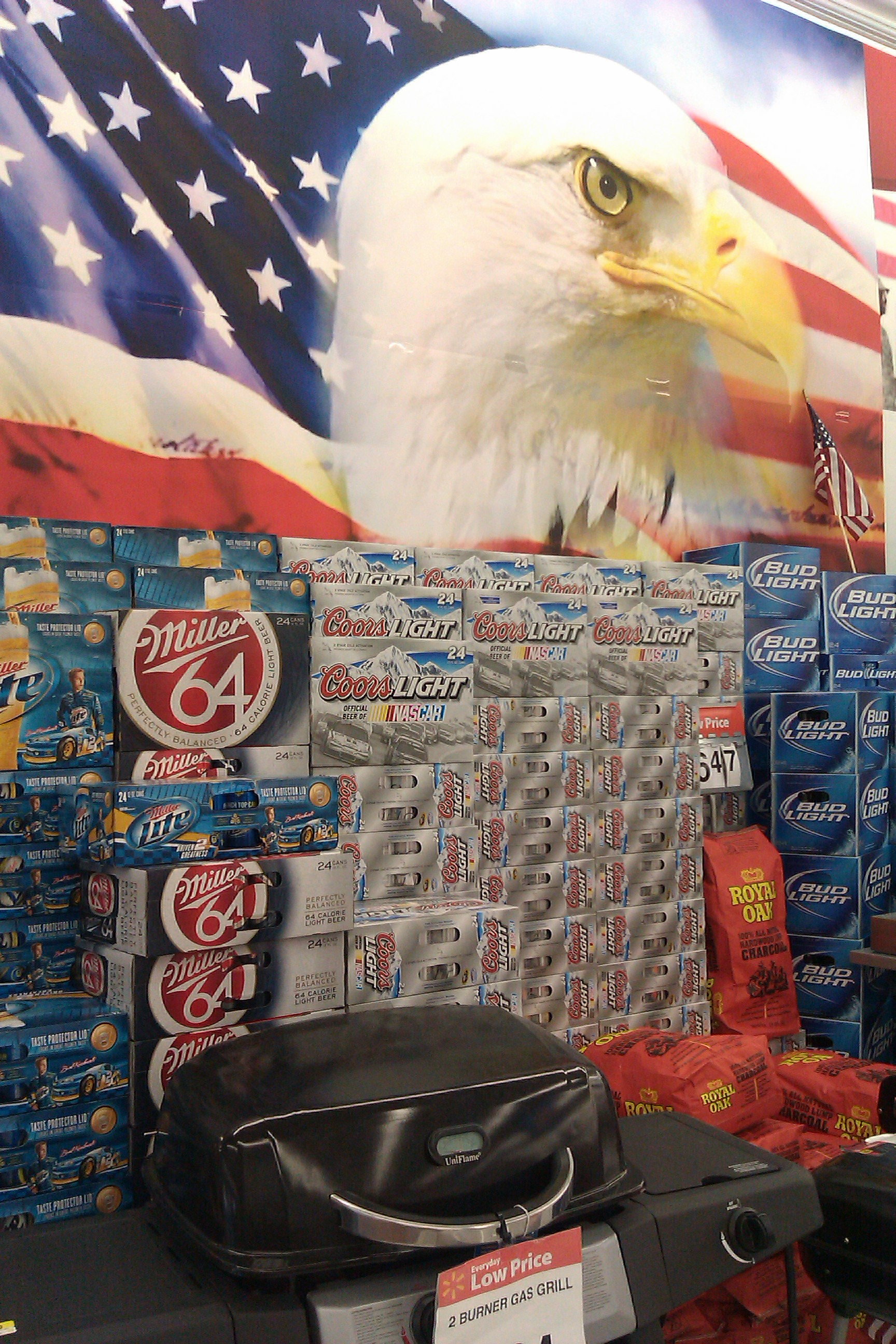 This is America. TFM.