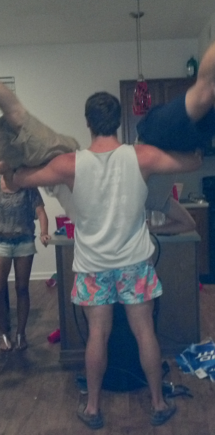 2 at a time. TFM.