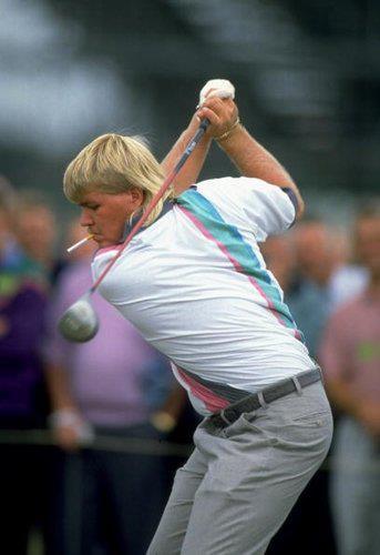 Legendary golfer, legendary drinker. TFM.