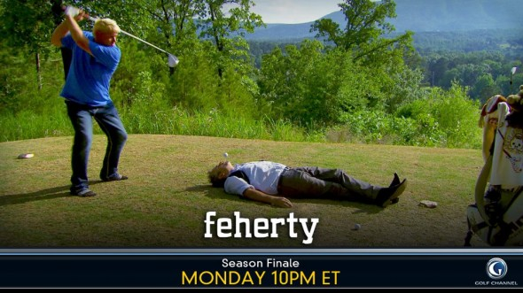 Hazing Feherty. TFM.