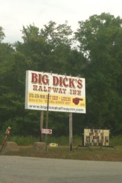Big Dick's Halfway Inn. TFM.