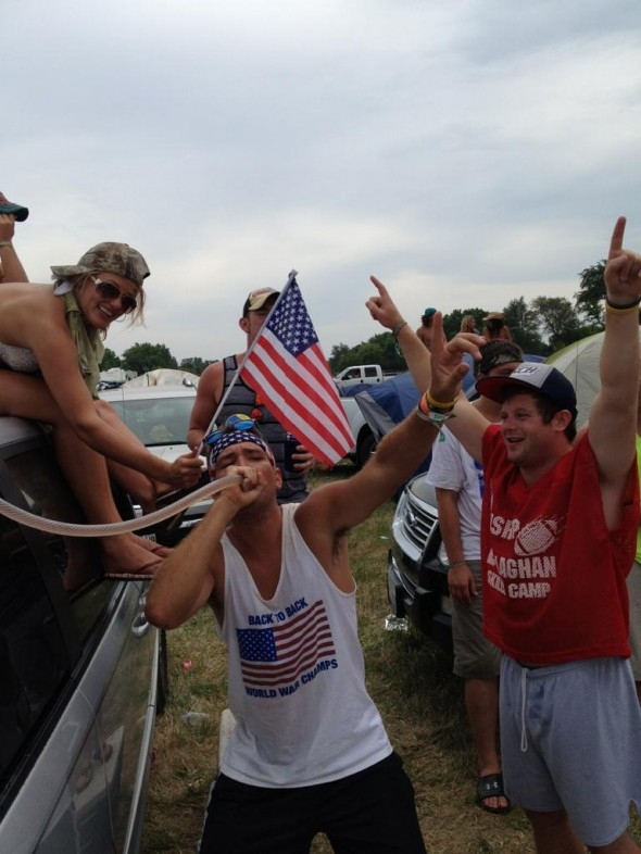 Everything American. TFM.