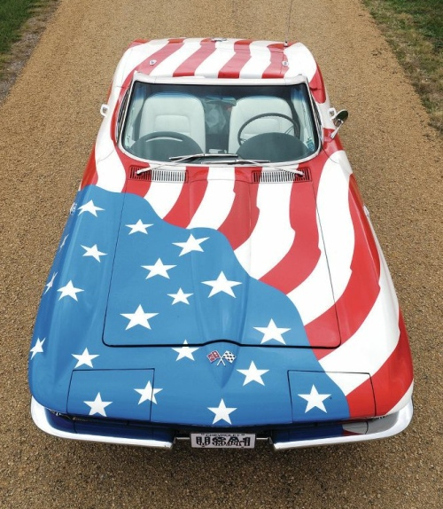 Good ole American muscle. TFM.