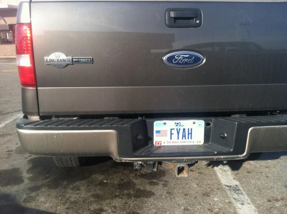 America F YAH. TFM.
