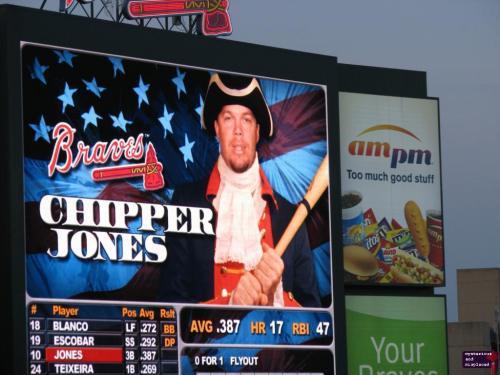 Chipper Jones. TFM.