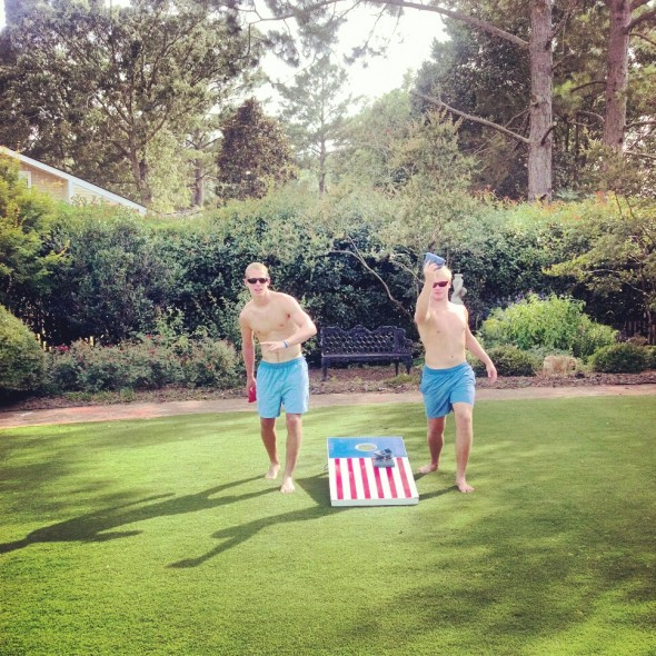 Never to early to start pregaming for America's birthday. TFM.