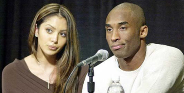Total Frat Move | Kobe Bryant's Wife is as Big of an Asshole as ...
