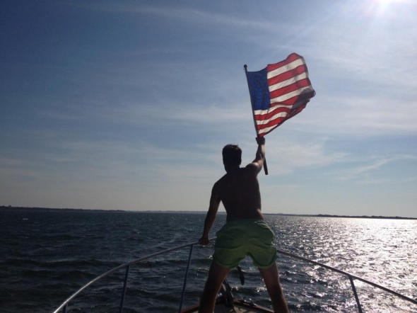 Nantucket and America. TFM.