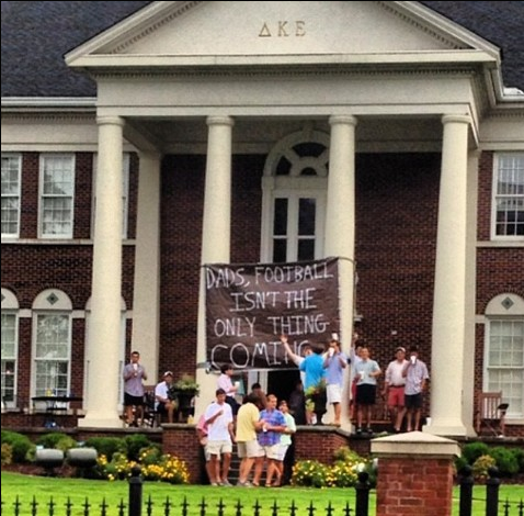 Dads, football isn't the only thing that's coming. TFM.