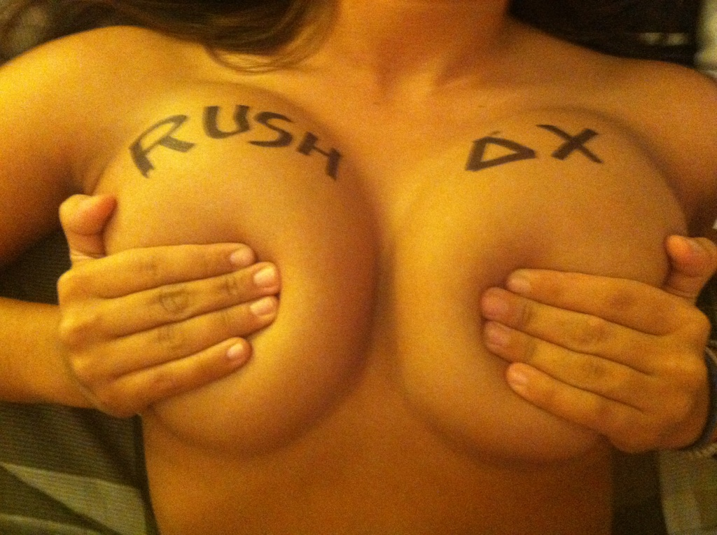 Boobs As Used For Fraternity Rush (28 Photos)