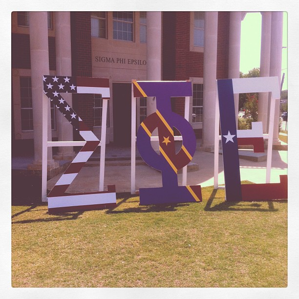 We couldn't decide which flag to use, so we used all of them. TFM.