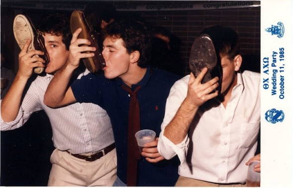 """""""Shoe shots"""" from the glory days. TFM."""