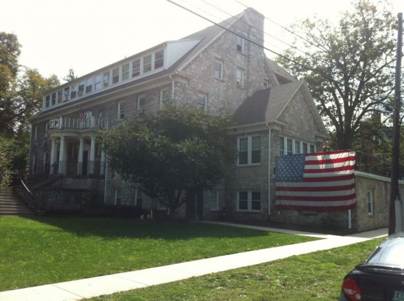 AGR showing support on 9/11. TFM.