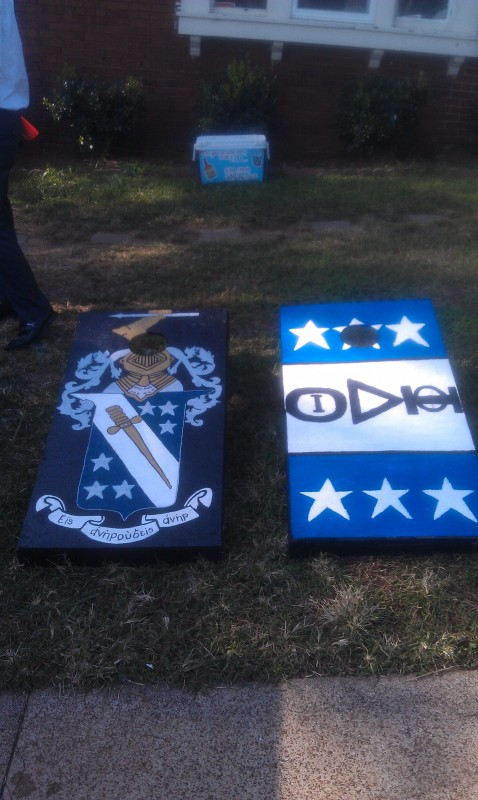 Just in time for homecoming. TFM.