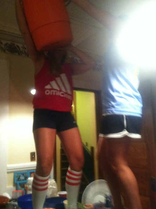 Quenching their thirst. TFM.