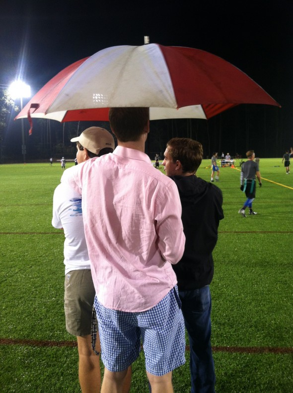 Umbrella Pledge. TFM.